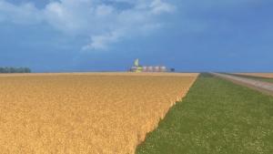 مزارع قزاقستان